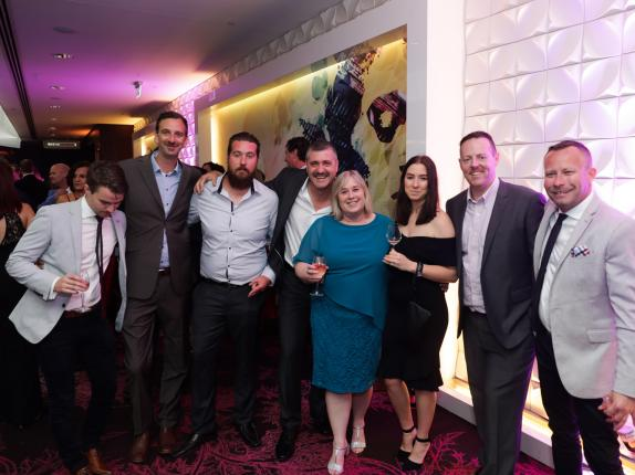 AHA Awards Pre Drinks 2018