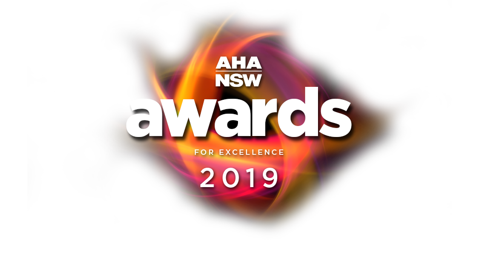 AHA NSW AWARDS Logo